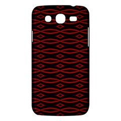 Repeated Tapestry Pattern Abstract Repetition Samsung Galaxy Mega 5 8 I9152 Hardshell Case  by Nexatart