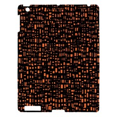 Brown Box Background Pattern Apple Ipad 3/4 Hardshell Case by Nexatart