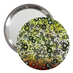 Chaos Background Other Abstract And Chaotic Patterns 3  Handbag Mirrors