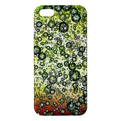 Chaos Background Other Abstract And Chaotic Patterns Apple Iphone 5 Premium Hardshell Case