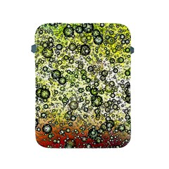 Chaos Background Other Abstract And Chaotic Patterns Apple Ipad 2/3/4 Protective Soft Cases