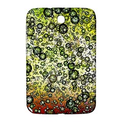 Chaos Background Other Abstract And Chaotic Patterns Samsung Galaxy Note 8 0 N5100 Hardshell Case  by Nexatart