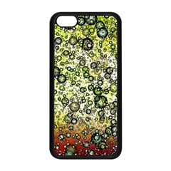 Chaos Background Other Abstract And Chaotic Patterns Apple Iphone 5c Seamless Case (black)