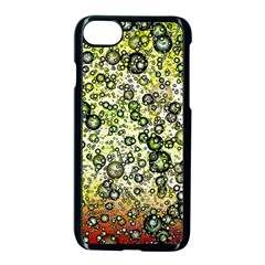 Chaos Background Other Abstract And Chaotic Patterns Apple Iphone 7 Seamless Case (black)