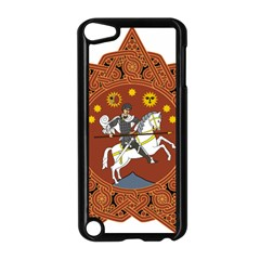 Coat Of Arms Of The Democratic Republic Of Georgia (1918 1921, 1990 2004) Apple Ipod Touch 5 Case (black) by abbeyz71