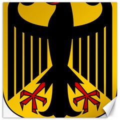 Coat Of Arms Of Germany Canvas 12  X 12   by abbeyz71