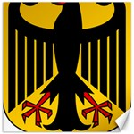 Coat of Arms of Germany Canvas 12  x 12   11.4 x11.56  Canvas - 1