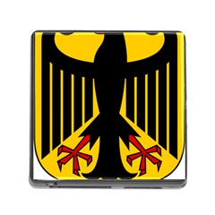 Coat Of Arms Of Germany Memory Card Reader (square) by abbeyz71