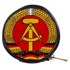 National Emblem Of East Germany  Mini Makeup Bags by abbeyz71