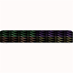Multicolor Pattern Digital Computer Graphic Small Bar Mats by Nexatart