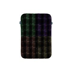 Multicolor Pattern Digital Computer Graphic Apple Ipad Mini Protective Soft Cases by Nexatart