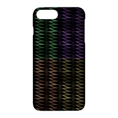 Multicolor Pattern Digital Computer Graphic Apple Iphone 7 Plus Hardshell Case by Nexatart