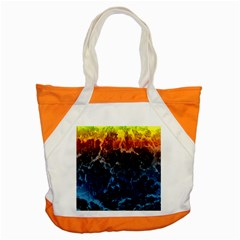 Abstract Background Accent Tote Bag by Nexatart