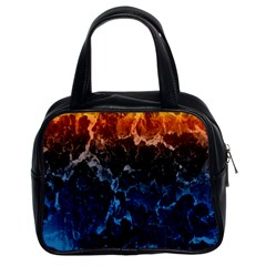 Abstract Background Classic Handbags (2 Sides) by Nexatart