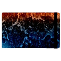 Abstract Background Apple Ipad 3/4 Flip Case by Nexatart