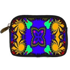 Digital Kaleidoscope Digital Camera Cases by Nexatart