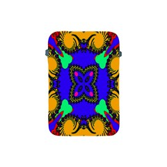 Digital Kaleidoscope Apple Ipad Mini Protective Soft Cases by Nexatart