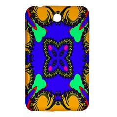 Digital Kaleidoscope Samsung Galaxy Tab 3 (7 ) P3200 Hardshell Case  by Nexatart