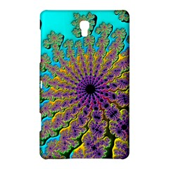 Beautiful Mandala Created With Fractal Forge Samsung Galaxy Tab S (8 4 ) Hardshell Case  by Nexatart