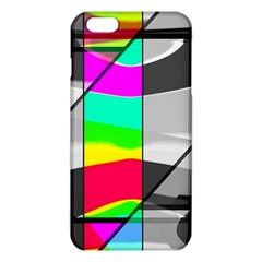 Colors Fadeout Paintwork Abstract Iphone 6 Plus/6s Plus Tpu Case by Nexatart