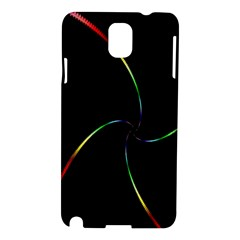 Digital Computer Graphic Samsung Galaxy Note 3 N9005 Hardshell Case by Nexatart