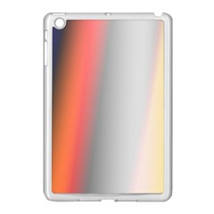 Digitally Created Abstract Colour Blur Background Apple Ipad Mini Case (white) by Nexatart