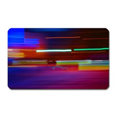 Abstract Background Pictures Magnet (rectangular)