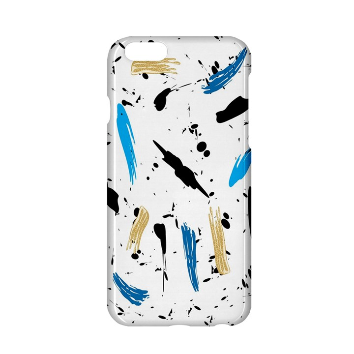 Abstract Image Image Of Multiple Colors Apple iPhone 6/6S Hardshell Case