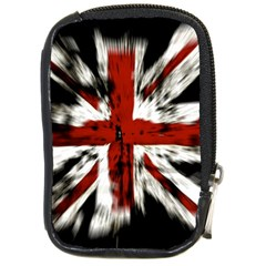British Flag Compact Camera Cases by Nexatart