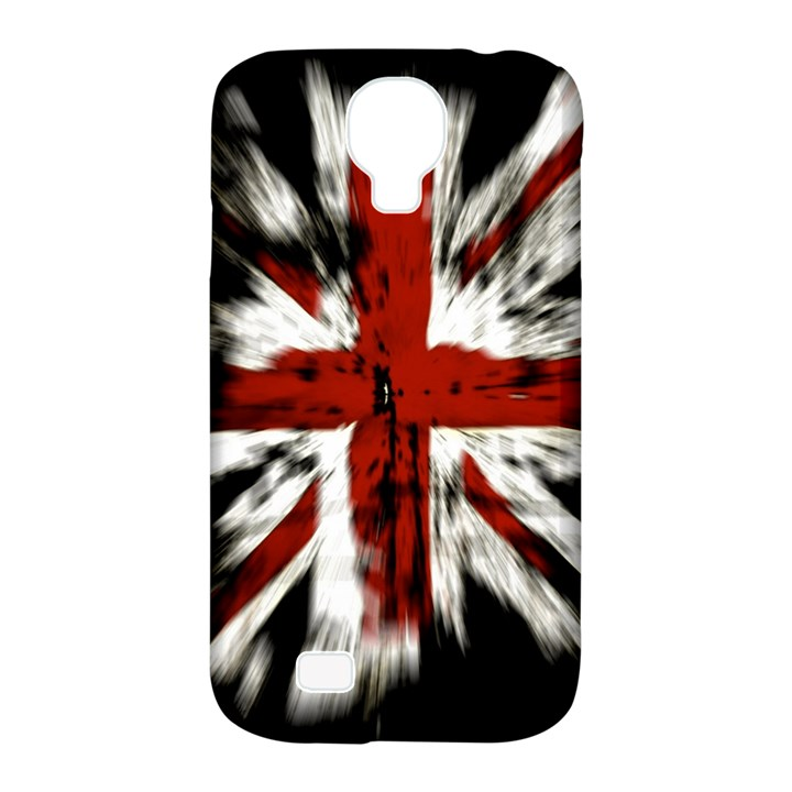 British Flag Samsung Galaxy S4 Classic Hardshell Case (PC+Silicone)