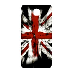 British Flag Samsung Galaxy Alpha Hardshell Back Case by Nexatart