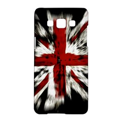 British Flag Samsung Galaxy A5 Hardshell Case  by Nexatart
