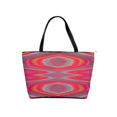 Hard Boiled Candy Abstract Shoulder Handbags by Nexatart