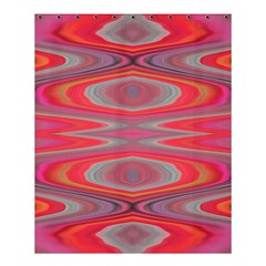 Hard Boiled Candy Abstract Shower Curtain 60  X 72  (medium)  by Nexatart