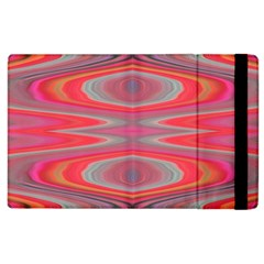 Hard Boiled Candy Abstract Apple Ipad 3/4 Flip Case by Nexatart