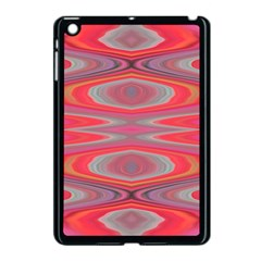 Hard Boiled Candy Abstract Apple Ipad Mini Case (black) by Nexatart