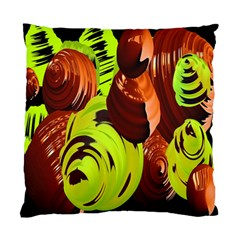 Neutral Abstract Picture Sweet Shit Confectioner Standard Cushion Case (one Side) by Nexatart