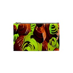 Neutral Abstract Picture Sweet Shit Confectioner Cosmetic Bag (small)