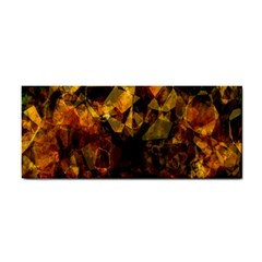 Autumn Colors In An Abstract Seamless Background Cosmetic Storage Cases by Nexatart