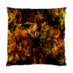Autumn Colors In An Abstract Seamless Background Standard Cushion Case (two Sides) by Nexatart
