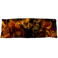 Autumn Colors In An Abstract Seamless Background Body Pillow Case Dakimakura (two Sides) by Nexatart