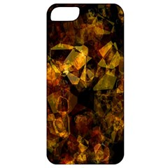 Autumn Colors In An Abstract Seamless Background Apple Iphone 5 Classic Hardshell Case by Nexatart