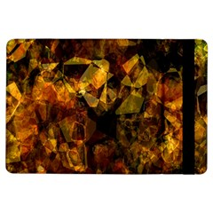 Autumn Colors In An Abstract Seamless Background Ipad Air Flip by Nexatart