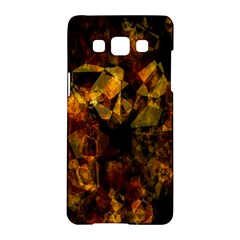 Autumn Colors In An Abstract Seamless Background Samsung Galaxy A5 Hardshell Case