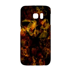 Autumn Colors In An Abstract Seamless Background Galaxy S6 Edge by Nexatart