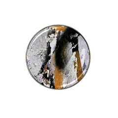Abstract Graffiti Background Hat Clip Ball Marker by Nexatart