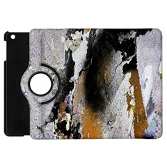 Abstract Graffiti Background Apple Ipad Mini Flip 360 Case by Nexatart