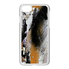 Abstract Graffiti Background Apple Iphone 7 Seamless Case (white) by Nexatart