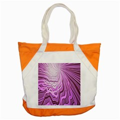 Light Pattern Abstract Background Wallpaper Accent Tote Bag