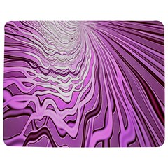 Light Pattern Abstract Background Wallpaper Jigsaw Puzzle Photo Stand (rectangular) by Nexatart